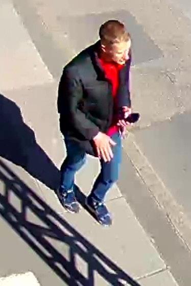 Mistænkt for røveri på Søborg Hovedgade