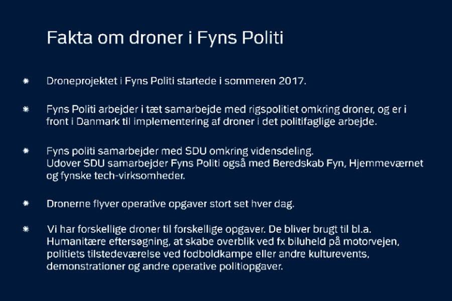 Faktaboks drone