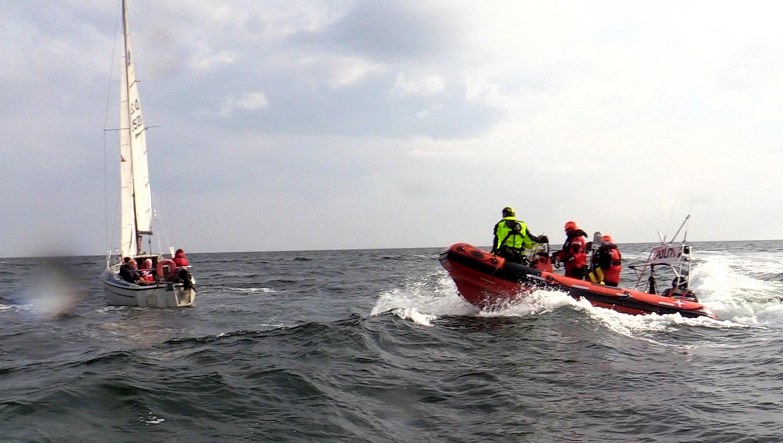Maritim indsats, Københavns Vestegns Politi