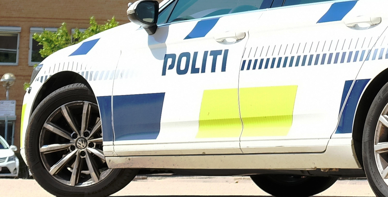 Patruljebil, Københavns Vestegns Politi