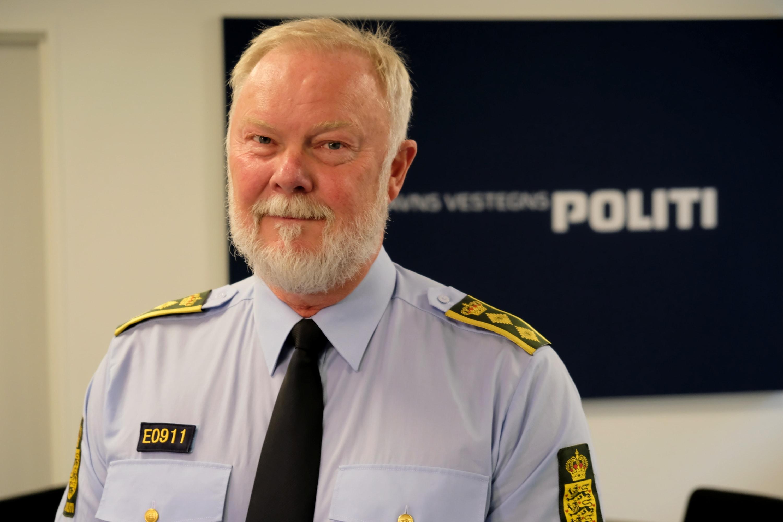 Politidirektør Kim Christiansen, Københavns Vestegns Politi