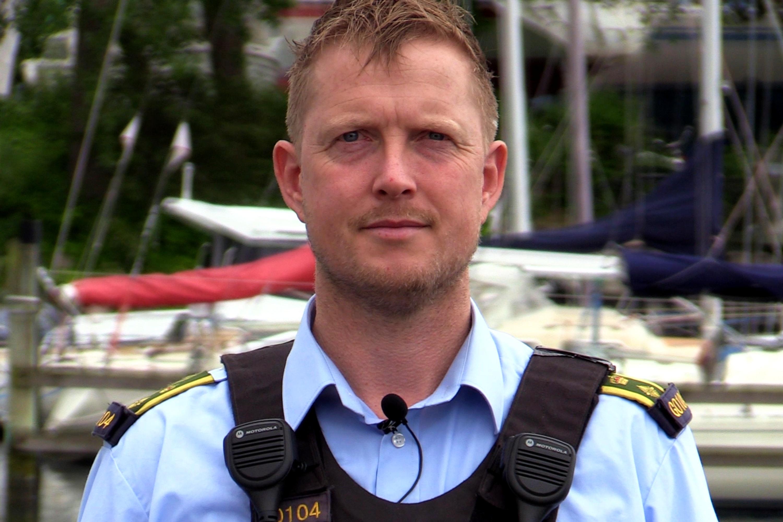 Politikommissær Mads Dam, Københavns Vestegns Politi