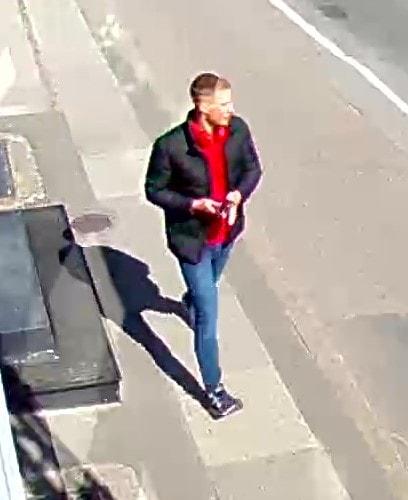 Mistænkt for røveri på Søberg Hovedgade