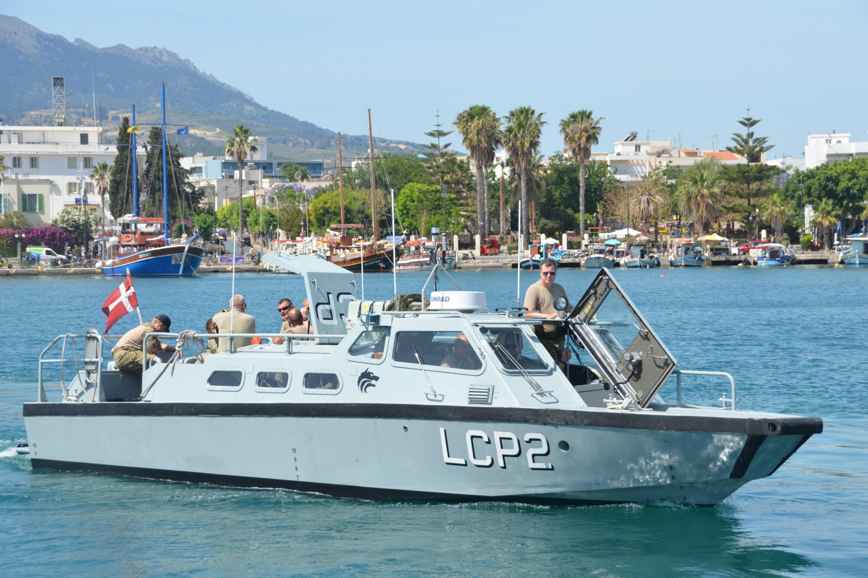 Operation Poseidon på Kos