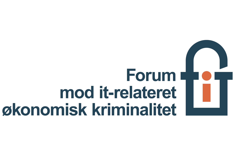 FIT - forum mod it-relateret økonomisk kriminalitet (logo)