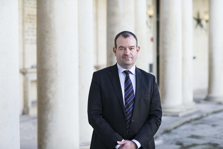 It-direktør Lars Ole Dybdal, Rigspolitiet