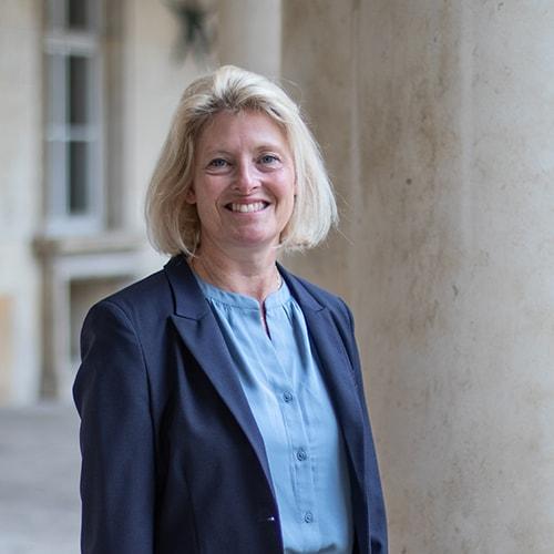 HR-direktør Lene Linnea Vejrum