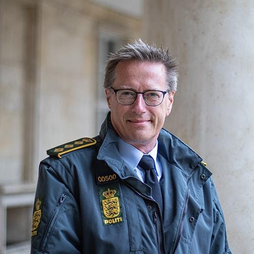 Rigspolitichef Thorkild Fogde