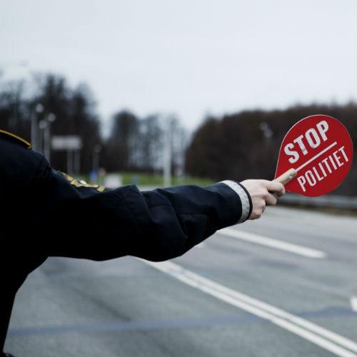 Stop - politiet