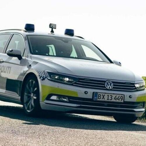 VW Passat Patruljevogn