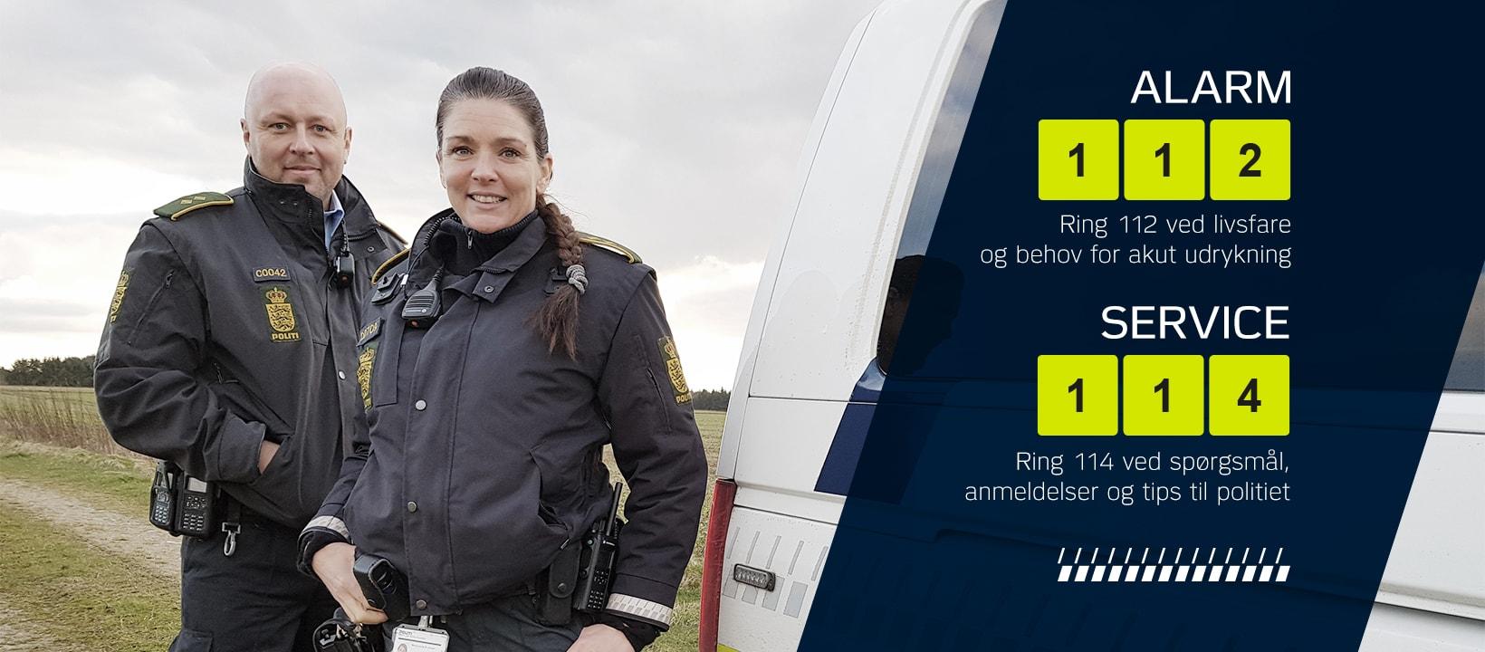 Midt- og Vestjyllands Politis første coverbillede