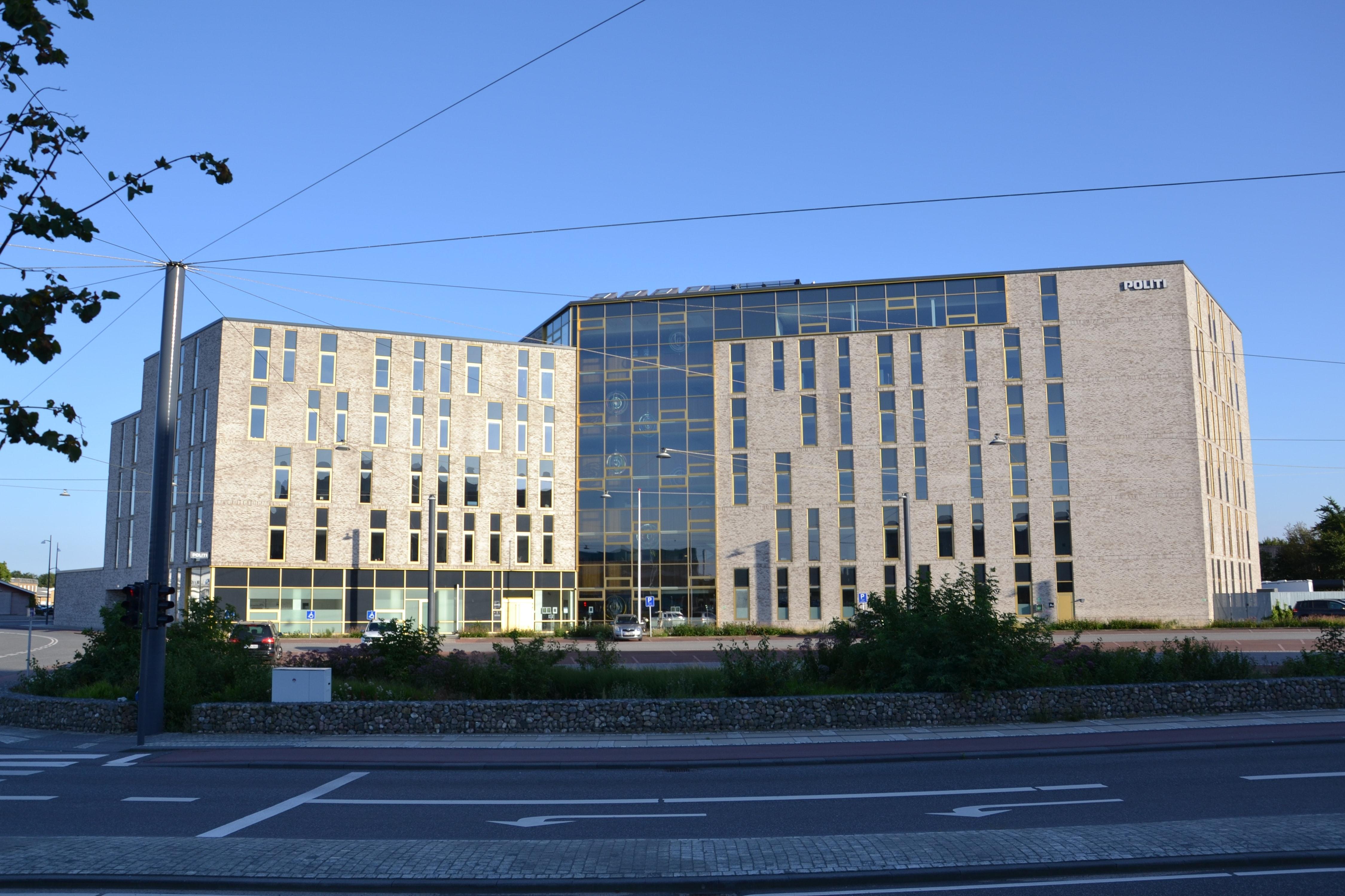 Politistationen i Holstebro