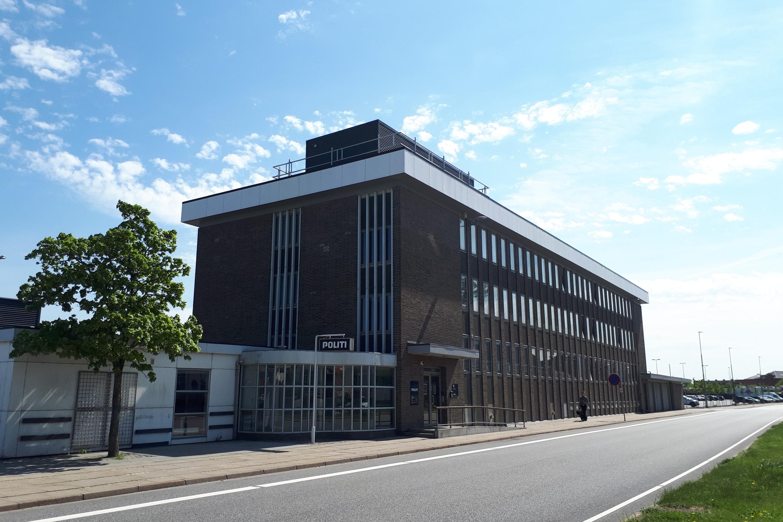 Frederikshavn, politistation, Nordjyllands Politi