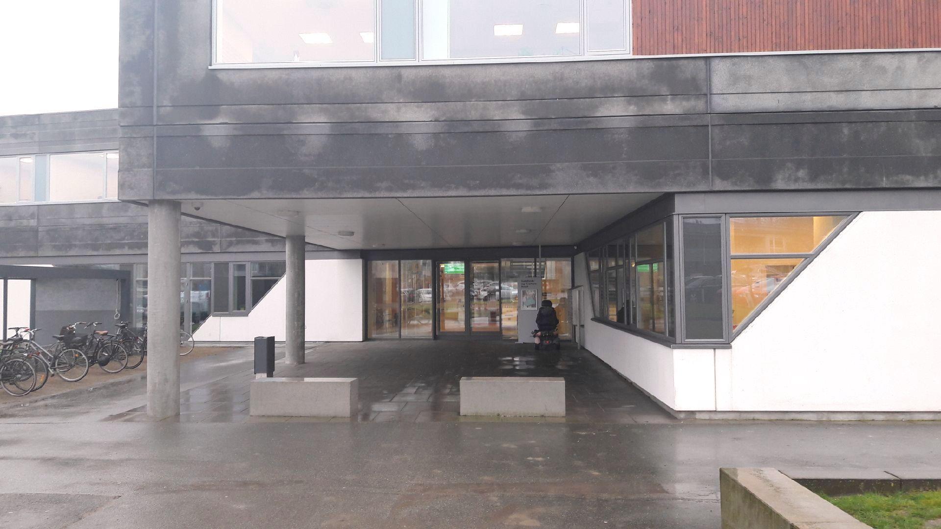 Aalborg Øst Politikontor er en del af Nordjyllands Politi. Lokalerne bruges af lokalpoliti, som arbejder med forebyggelse.