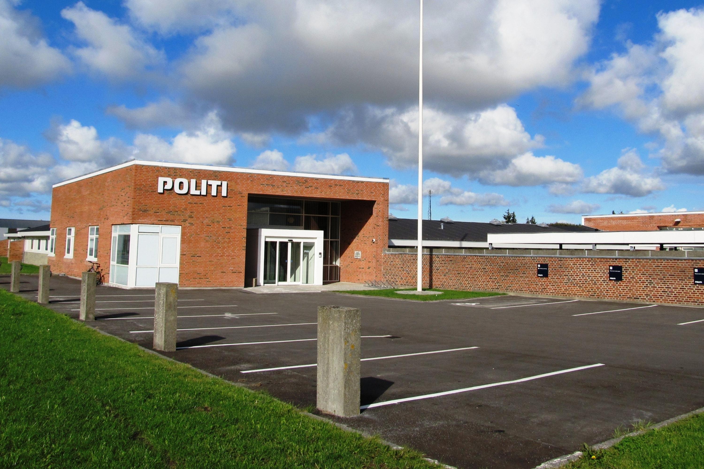 Hjørring, politistation, Nordjyllands Politi