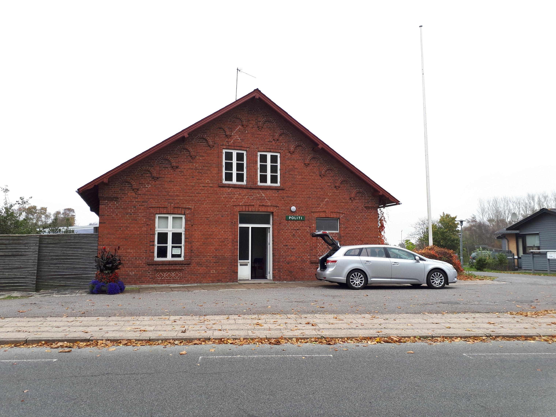 Læsø, politikontor, landbetjent, landpoliti, Nordjyllands Politi