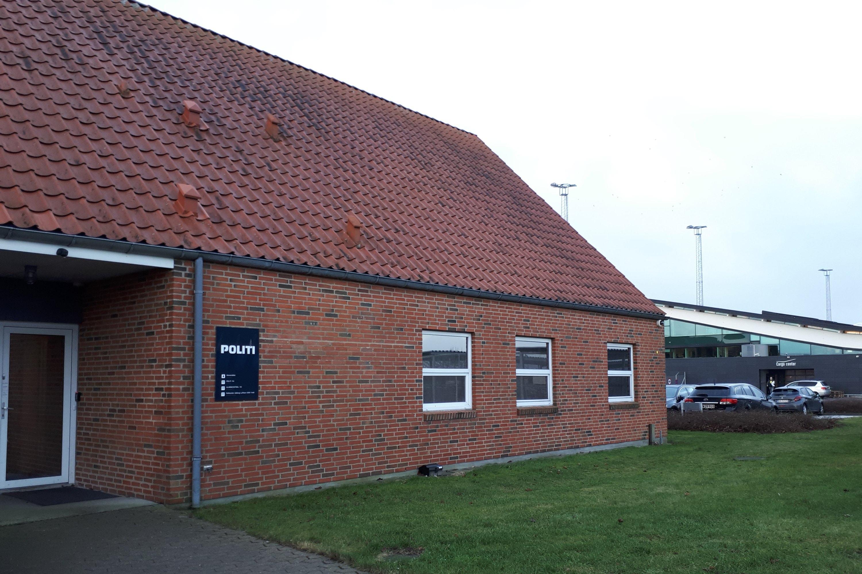 Politicenter Aalborg Lufthavn er en del af Nordjyllands Politi.