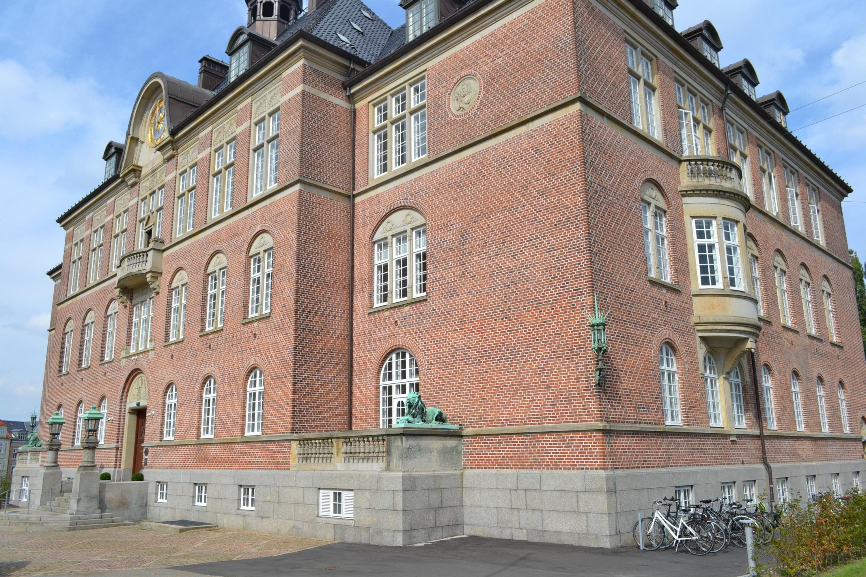 Retten i Aarhus fra siden