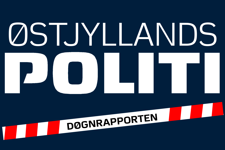 Døgnrapport fra Østjyllands Politi tirsdag den 22. september...