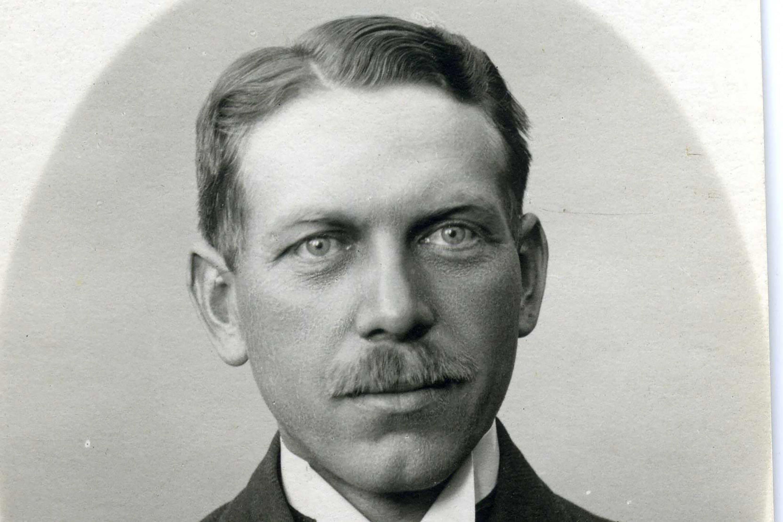 Eigil Thune Jacobsen, leder af opdagelsespolitiet og første rigspolitichef