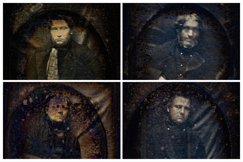 Handskemagerbanden, de første forbryderfotografier i Danmark