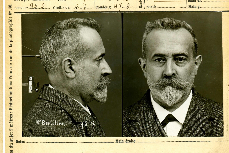 Alphonse Bertillion, fransk kriminalantropolog