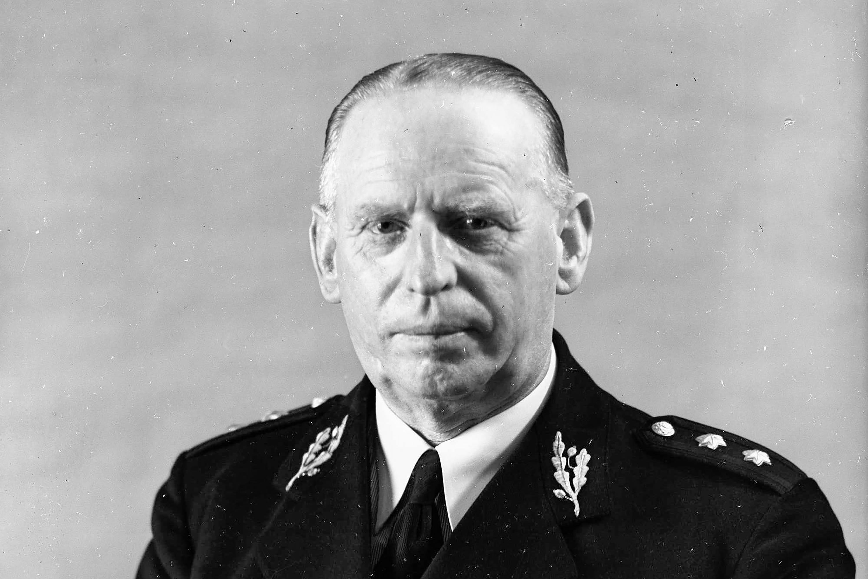 Otto Himmelstrup, Rejseholdets første leder